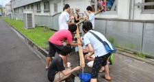 H27寮夏祭り写真2