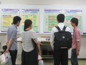 制御情報工学科展示