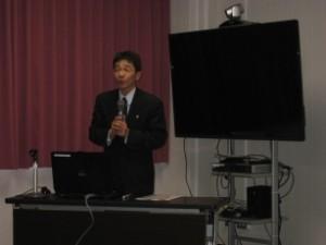講師 社会保険労務士 杉本忠重先生