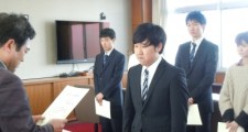 高専シンポ学内表彰用写真(西留君)
