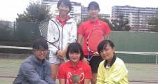 1009_テニス部女子
