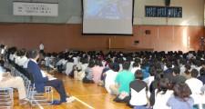 【沼津高専】文化講演会写真2