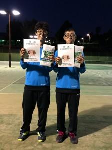 ソフトテニス部20161103