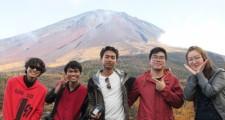 研修旅行風景Ⅱ(富士山奥庭自然公園)