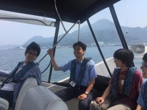ボート&ヨット体験(4)