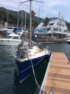 ボート&ヨット体験(1)