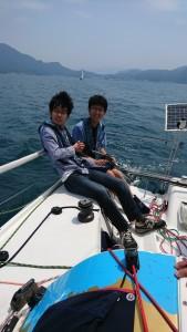 ボート&ヨット体験(3)