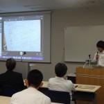 学生発表 鈴木檀くんの班