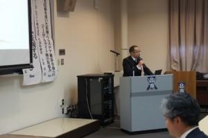 ジーニアルライト株式会社 下北 良氏による基調講演