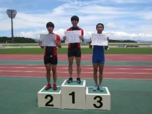 陸上競技の表彰