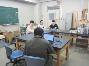 研究指導(電子制御工学科)