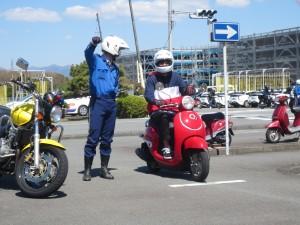 原付安全運転講習4