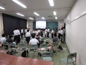 授業「脳の知能と人工の知能」
