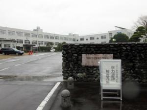 【沼津高専】学力選抜写真1