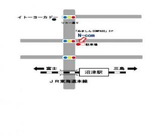 N-com案内図